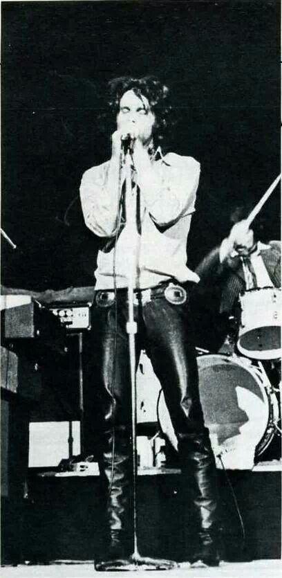 Jim Morrison and John Densmore
