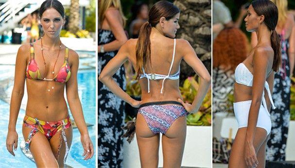 Poko Pano: mais moda brasileira na passarela da semana internacional de moda praia (Foto: Agência Fotosite)