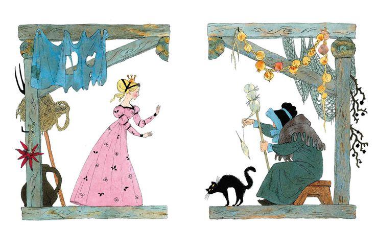 Эрик Булатов в картинках: сказочно и волшебно - Областная Детская Библиотека имени И.А. Крылова
