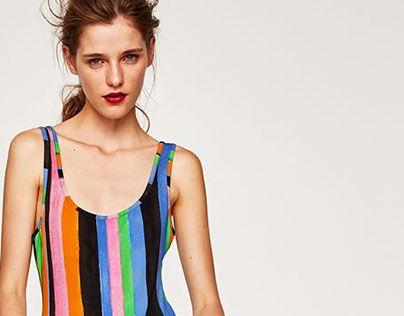 "Check out new work on my @Behance portfolio: ""ZARA - stripe bodysuits"" http://be.net/gallery/55224883/ZARA-stripe-bodysuits"