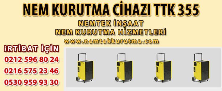 Nem Kurutma Cihazı TTK 355   NEMTEK NEM ALMA 0530 959 93 30 http://www.nemtekkurutma.com/pagedetails/54/nem-kurutma-cihazi-ttk-355/