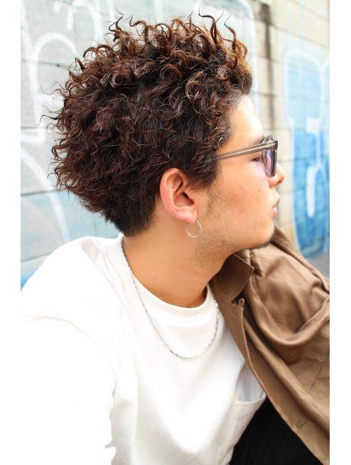 ジャコ ヘアー(jako HAIR) 【jako】ツイストスパイラルパーマ