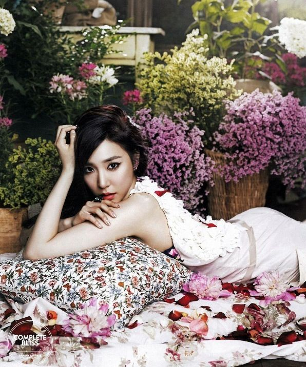 Girls' Generation member Tiffany (소녀시대 티파니)