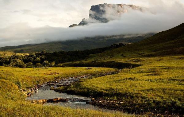 Mount Roraima, a Mystified Hiking Experience