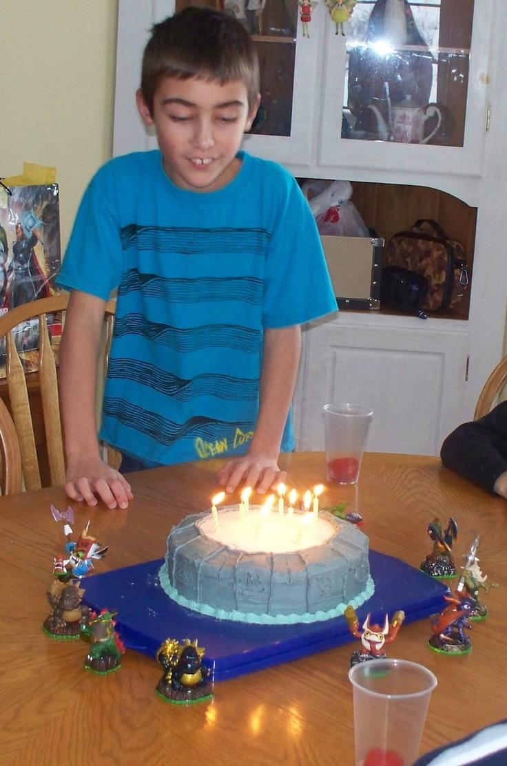 Make Do: Skylanders Tenth Birthday Party