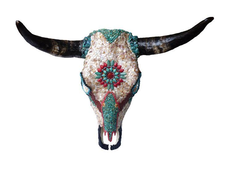 Well-liked 27 best Steer Skull Designs images on Pinterest | Animal skulls  ES36