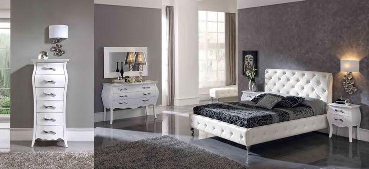 Seng modell NELLY✨ Se vårt store utvalg av sengegavler, senger og interiør til ditt hjem i nettbutikken vår😊 www.mirame.no  #sengegavl #soverom #drømsøtt #speil #norskehjem #seng #sove #interior #interiør #mirame #design #hus #hjem #seng #vakrehjem #norskehjem #headboard #bedroom #sengegavl #hodegjerde #nelly #nattbord #kommode  #classic #hvit