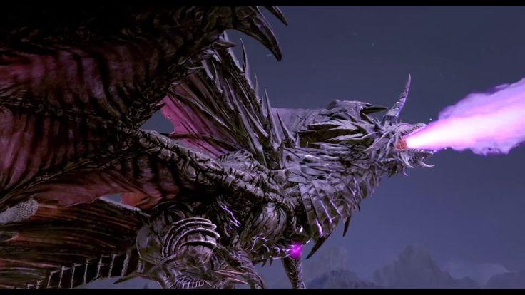 Karas-Black Dragon (the big bad)