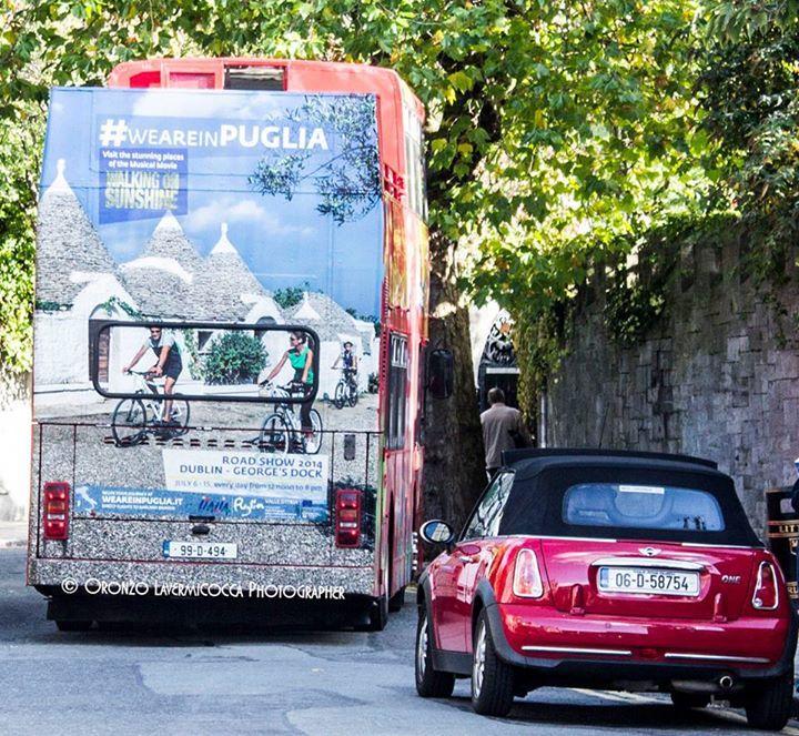La Puglia a Dublino di @oronzo #WeAreinPuglia