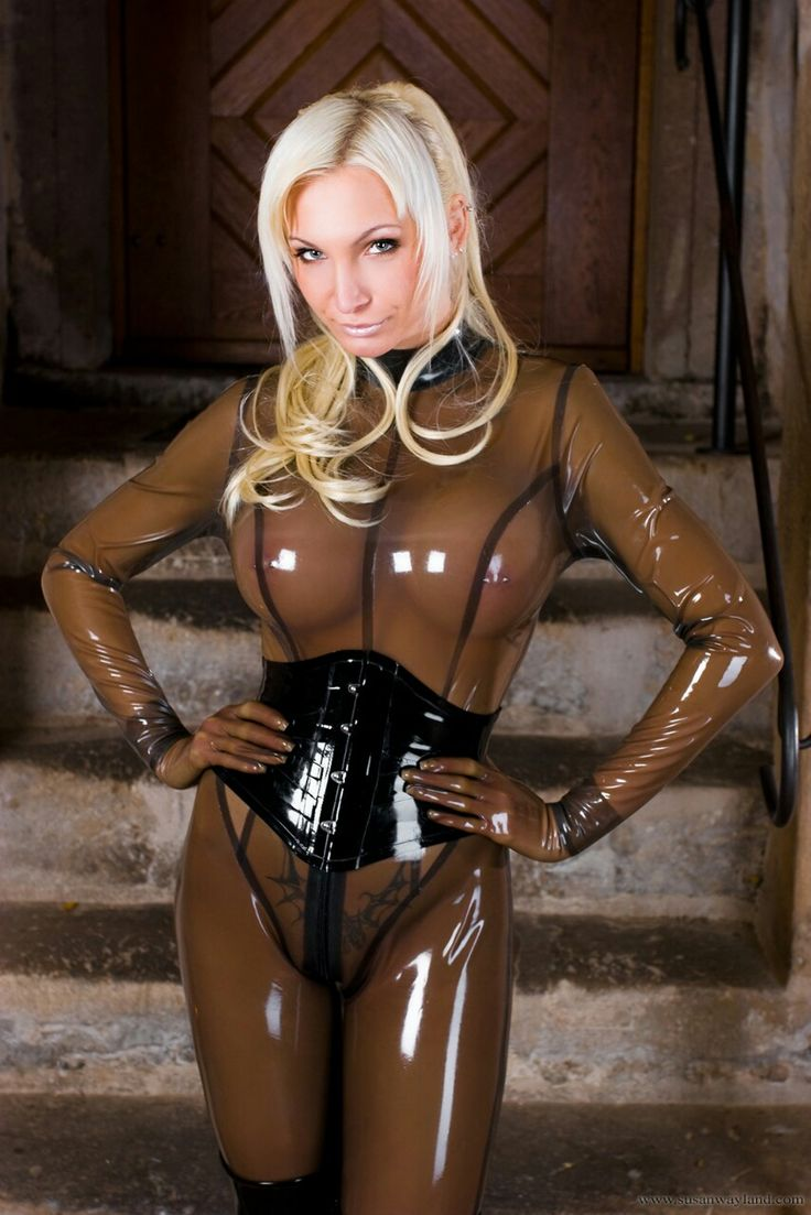 Shiny Latex Rubber