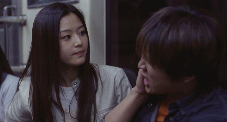 """Película: My Sassy Girl. Director: Kwak Jae-yong. """"La atracción de lo extraño. La alegría de la diferencia""""."""