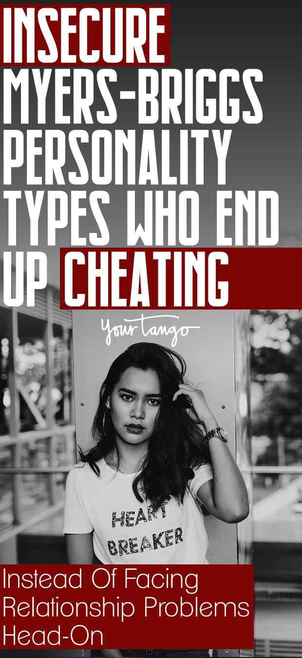 Cheating personality type