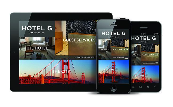 Hotel G app