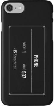 The Elder Scrolls V - Skyrim Phone Case of Speechcraft iPhone 7 Cases