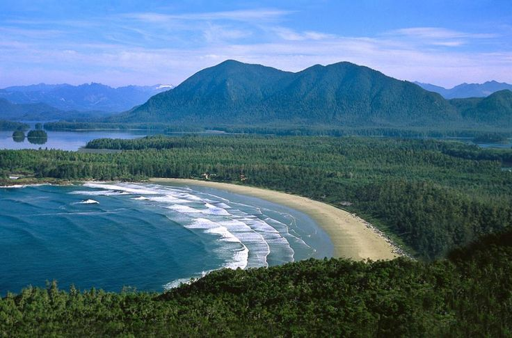 Information about Tofino British Columbia Canada