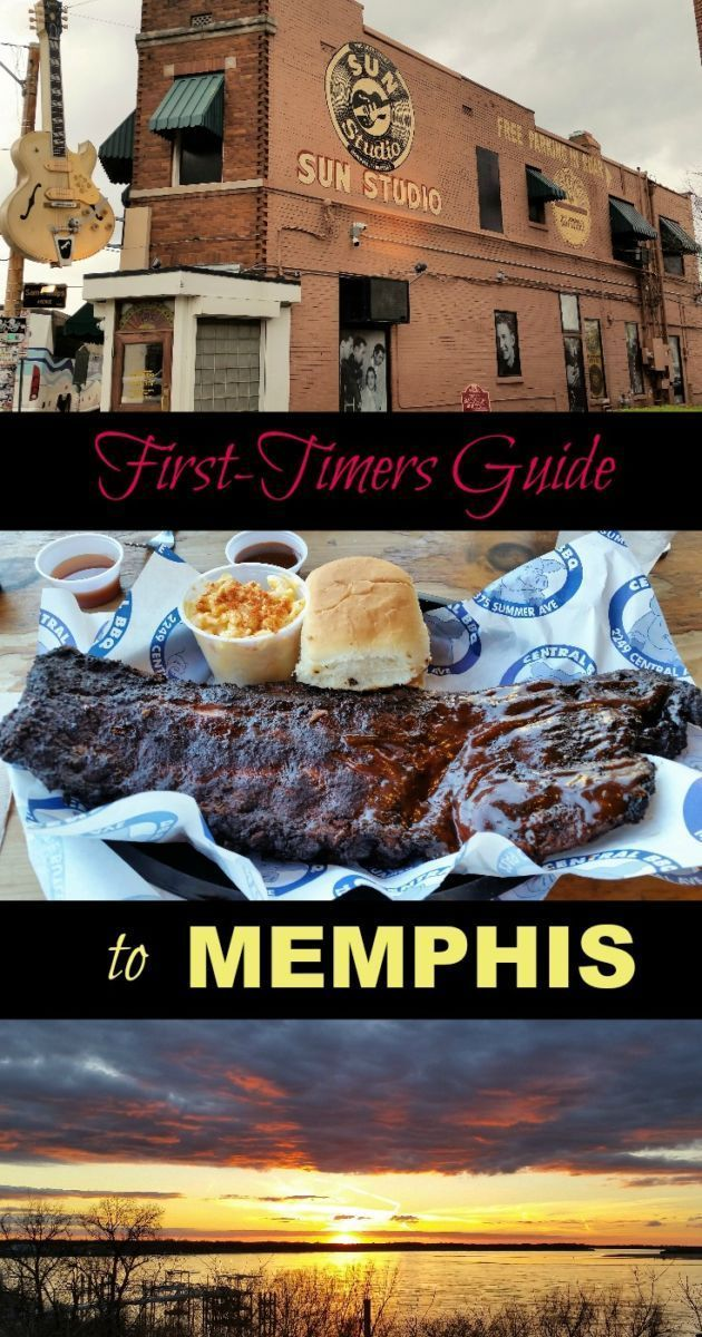 "Heading to Memphis, Tennessee for the first time? Here's a MUST-SEE and MUST-DO list for you to experience in the ""Home of the Blues."""