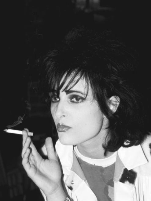 /// Siouxsie Sioux