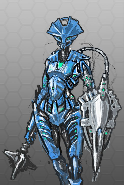 bionicle-art-squad: BIONICLE Art Squad Challenge Week 38 ...