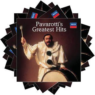 Luciano Pavarotti Greatest Hits  Decca, 1980 (2007)