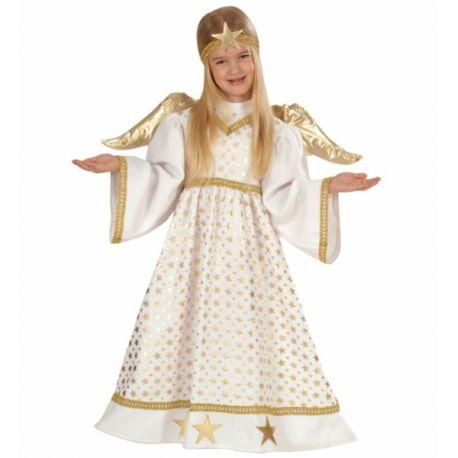 Disfraz de Angel Infantil Navidad #Infantil #Belén