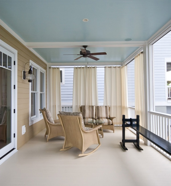 Front Porch Ceiling Ideas: 11 Best Screened Porch Charleston Sc Images On Pinterest