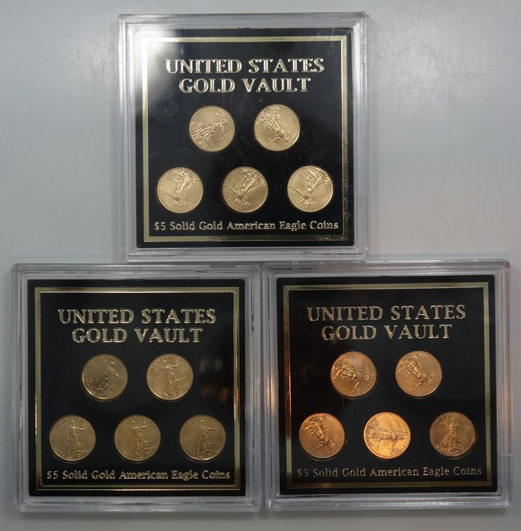 We always have 1/10th Ounce American Gold Eagles in stock. We are currently selling them at spot price plus $10 per coin. If you have any to sell you are more then welcome to come in. We are always buying and selling gold and silver bullion. If you are interested in buying or selling any gold, silver, or platinum coins please stop in.  5324 Spring Hill Dr Spring Hill, FL