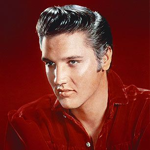 "Elvis Presley was simply ""The King."" As John Lennon explained things, ""Before Elvis, there was nothing."" Well, there were white singers like Pat Boone doing pallid covers of black singers ... and it did seem like T. S. Eliot's wasteland. But the King shook things up, and the rest, as they say, is history."