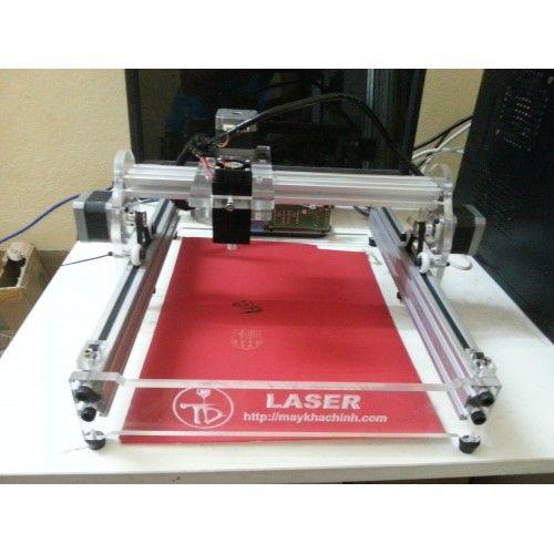Máy khắc laser 1822