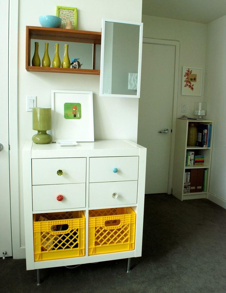 Ikea Komplement Schuhregal Weiß ~  Expedit auf Pinterest  Ikea Hacks, Bücherregale und Aufbewahrung