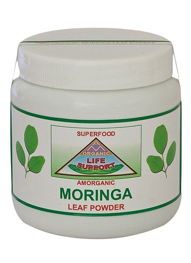 Amorganic Moringa Leaf Powder