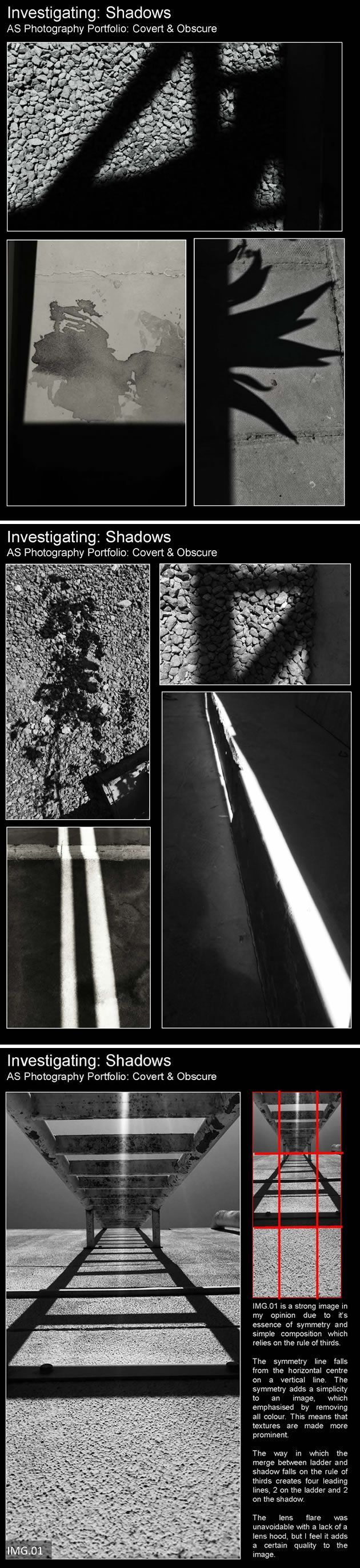 light shadow photography