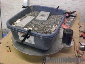 Mambohead » DIY Vibratory Tumbler