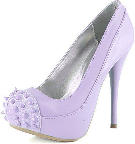 Women's Qupid Spiked Cap Round Toe Platform Pump Lavender Glitter, 6 Qupid http://www.amazon.com/dp/B00JPUO5D4/ref=cm_sw_r_pi_dp_IliOvb0KM0HYX