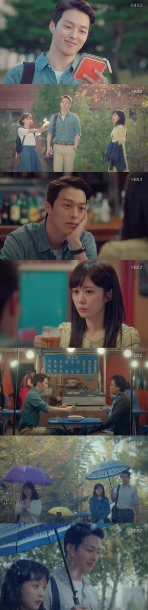 [Spoiler] Added episodes 5 and 6 captures for the #kdrama 'Go Back Couple'