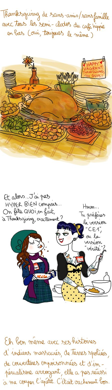 Thanksgiving - Un peu d'histoire (encore)