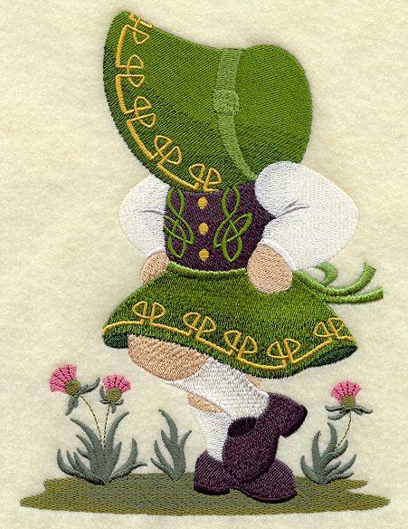 irish costume patterns | Irish Dance Dress Embroidery - Free Embroidery Patterns