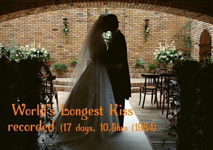 Today Record World Longest Kiss Day Watch Photo. Presented By Marathi Matrimony.  www.Anupamshaadi.com