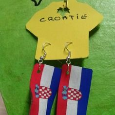Special coupe du monde bresil 2014 : bo  drapeau croatie