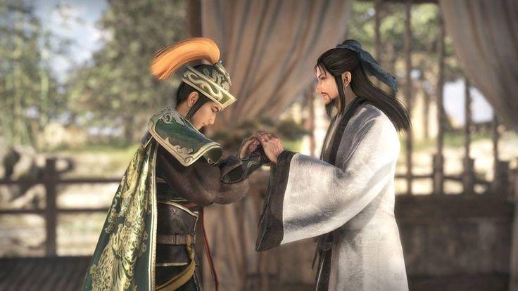 Liu bei and zhuge liang