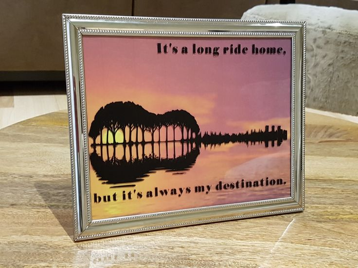 Guitar sunset. Cricut | My Cricut Projects | Cricut ...