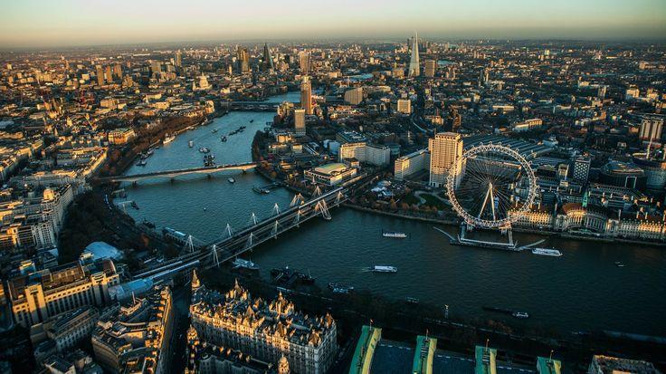 Londres: capital inglesa vai conectar gratuitamente toda a cidade à internet com o 5G no horizonte