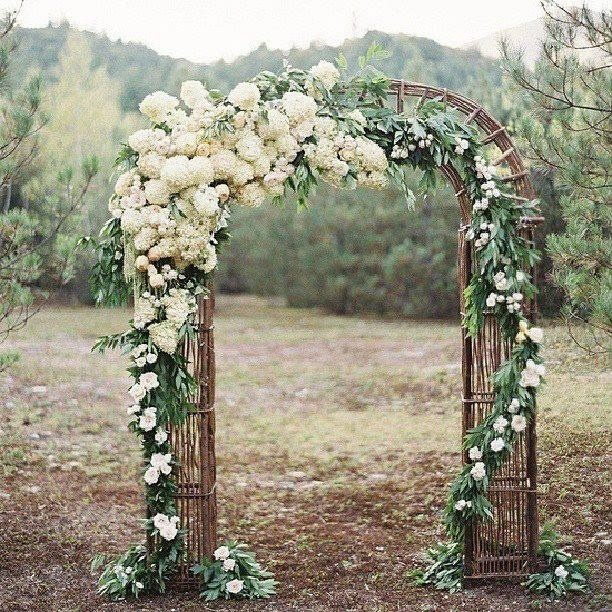 Outdoor Wedding Arch: 126 Best Outdoor Wedding Arches Images On Pinterest