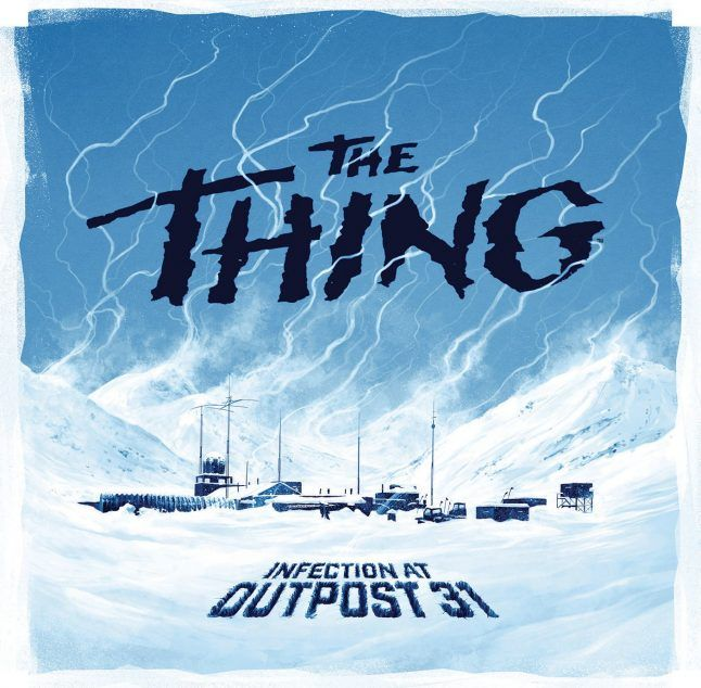 The Thing Board Game Brings Paranoia Home