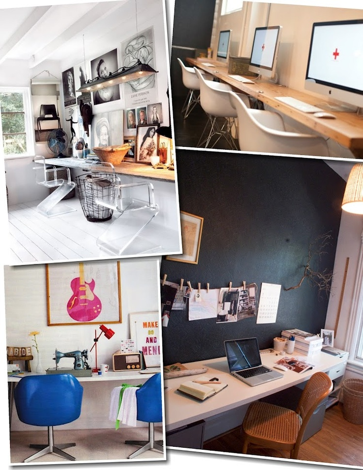 17 best images about desks on pinterest built in desk Built in study desk
