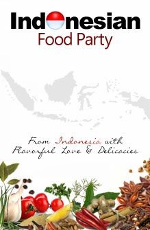 Indonesian Food Party