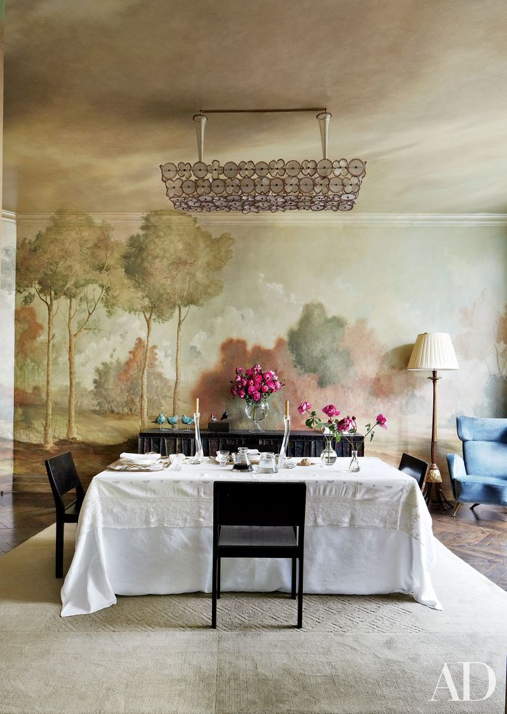 9 Amazing Residential Wall Murals Part 80