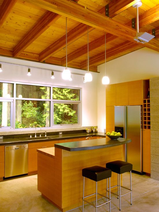 Modern Kitchen Small Kitchens Design, Pictures, Remodel, Decor and Ideas - page 15