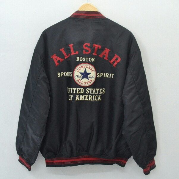 converse all star jacket