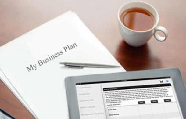 Help writing my business plan
