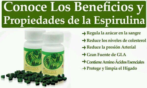 Estos Son Solo Algunos De Los Beneficios De La Espirulina Un Superalimento Que Ofrece La Naturalez Espirulina Espirulina Beneficios Beneficios De Tomar Cafe